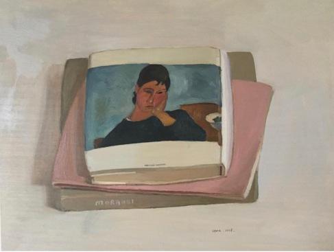 Vena Gu's Still life oil paintings